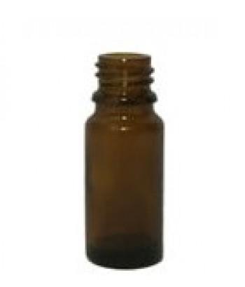 Sticla bruna de sticla 20 ml, fara capac inclus