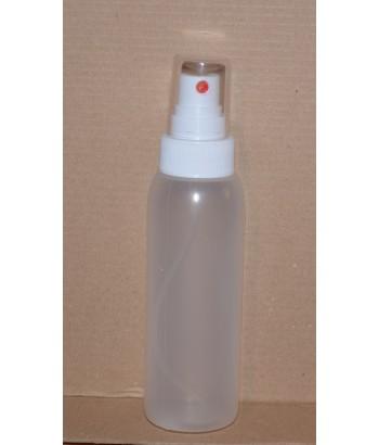 Recipient spray 100 ml semi-transparent