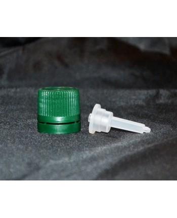 Capac verde GL 18 sigiliu + picurator