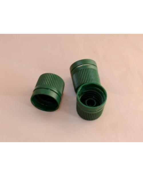 Capac verde GL18 cu sigiliu