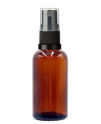 Sticla bruna din sticla cu pulverizator GL18