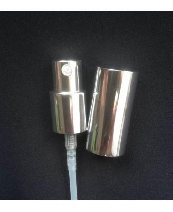 Pompita argintie pentru lotiuni lejere cu capac inalt GL18