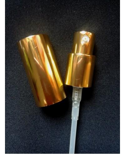 Pompita aurie pentru lotiuni lejere cu capac inalt GL18