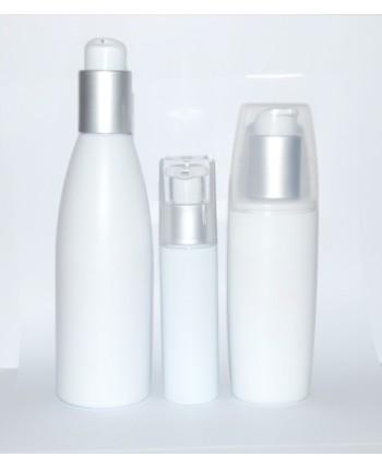 Flacon cosmetic cu pompita si capac 100 ml