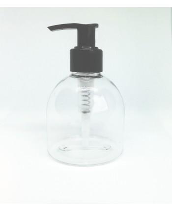 Pompa neagra (dipenser) pentru flacoane cu filet 24/410