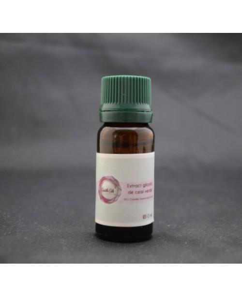 Extract glicolic de ceai verde
