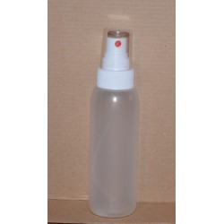 Recipient spray 100 ml semi-transparent