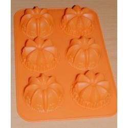Forma silicon briose 6 cavitati nr. 2