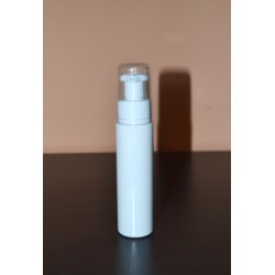 Flacon cosmetic de 50 ml cu pompita si capac