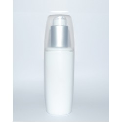 Flacon cosmetic cu pompita si capac 100 ml